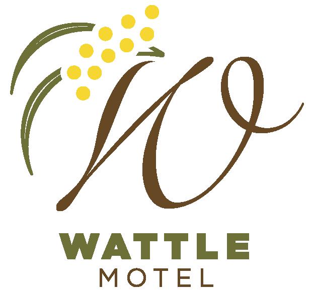 Wattle Motel Logo